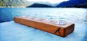 Portacandele - Candleholder 5 candele