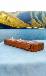 Portacandele - Candleholder 3 candele