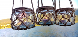 Lanterna portacandele - Candleholder lamp