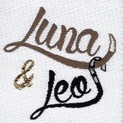 CUCCIA CUSCINO PER CANI Leo e Luna