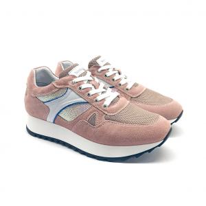 Sneaker peonia Nero Giardini