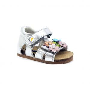Sandalo argento Falcotto