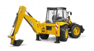 BRUDER 02454 - Caricatore-escavatore eco JCB 5CX
