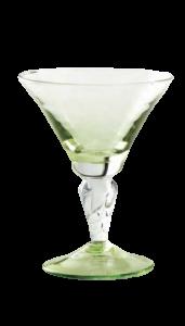 Eis Gläser Korn Rubin (6stck)
