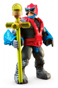 Masters of the Universe - Mega Construx: STRATOS (blue wings) by Mattel