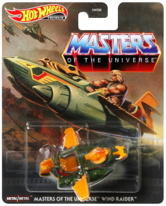 Masters of the Universe - Hot Wheels: WIND RIDER by Mattel