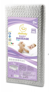 Materasso Lettino Massage 0m+ by Italbaby