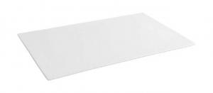Vassoio in porcellana bianca