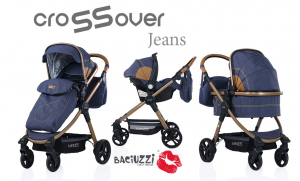 Trio CROSSOVER full optional by Baciuzzi | Jeans