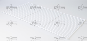 Griglia piegata per gabbia cova cm 58 2GR sistema carta