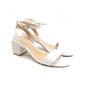 Sandalo bianco con stelline Liu Jo