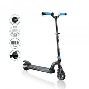 Monopattino Elettrico One K E-Motion 10 Sky Blue/Black