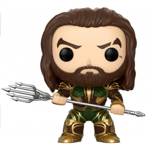 Funko Pop 205: AQUAMAN Justice League