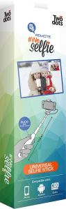 Asta per Selfie: WE SELFIE by Two Dots con telecomando