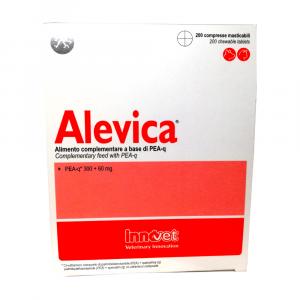 ALEVICA 200 cpr  - per il controllo del dolore nei cani e gatti