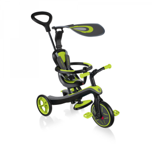 Triciclo Trike EXPLORER TRIKE 4in1 Globber Lime Green