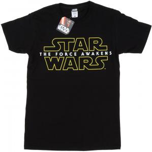 T-Shirt: STAR WARS The Force Awakens (black) varie taglie