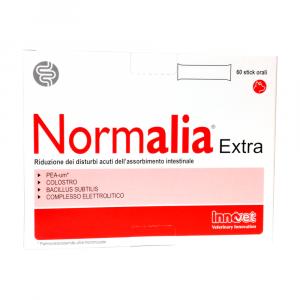 NORMALIA EXTRA  60 Stick - contro i disturbi gastrointestinali nel cane e gatto