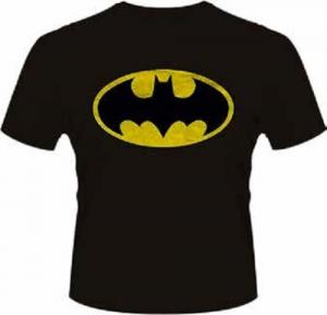 T-Shirt: BATMAN Logo (black) varie taglie