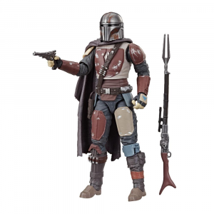Star Wars: Black Series - The Mandalorian MANDO by Hasbro
