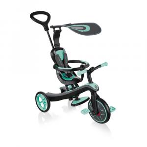 Triciclo Trike per bambini EXPLORER TRIKE 4 in1 Globber Mint
