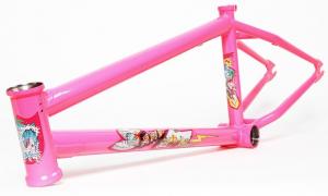 S&M Hucker Telaio | Colore Pink