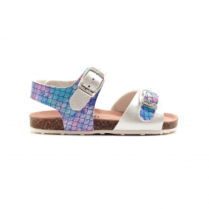 Sandalo perla/multicolor Grünland