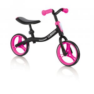 GO BIKE bicicletta senza pedali GLOBBER Nero/Rosa