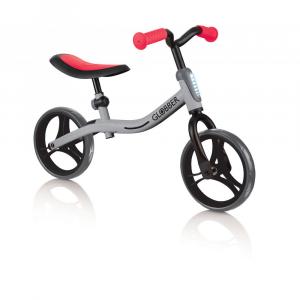 GO BIKE bicicletta senza pedali GLOBBER Grigio/Rosso