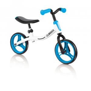 GO BIKE bicicletta senza pedali GLOBBER Bianco/Azzurro