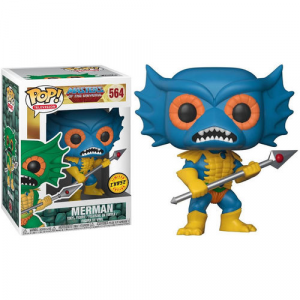Funko Pop 564: MER-MAN (Chase) Masters of the Universe