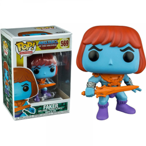 Funko Pop 569: FAKER (Exclusive) Masters of the Universe