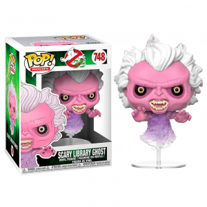 Funko Pop 748: Ghostbusters Scary Library Ghost