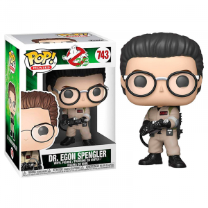 Funko Pop 743: Ghostbusters Dr. Egon Spengler