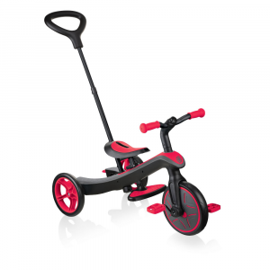 Triciclo Trike EXPLORER TRIKE 4in1 New Red