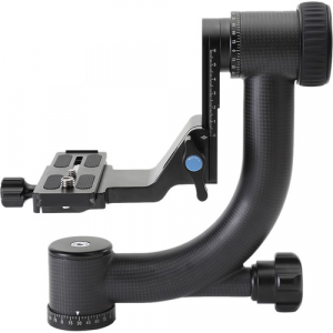 Testa Gimbal PH-20 in Fibra di Carbonio