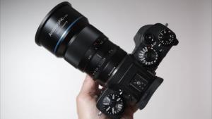Lente Anamorfica 50mm f1.8 - 1.33X (E-Mount Sony)