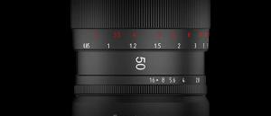 Lente Anamorfica 50mm f1.8 - 1.33X (MFT-Mount M4/3)