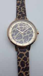 Orologio donna Julie Julsen JJW1203RGL-L Safari Leopard, vendita on line | OROLOGERIA BRUNI Imperia