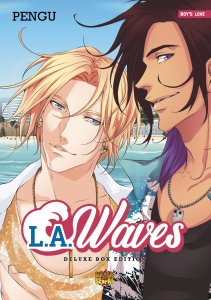 L.A. WAVES cofanetto completo deluxe