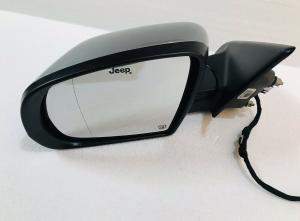 Specchio Specchietto Esterno Elettrico SX Retrovisore JEEP COMPASS Anno 2019