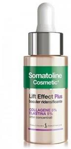 SOMATOLINE  LIFT EFFECT PLUS BOOSTER RIDENSIFICANTE - 5% COLLAGENE E 5% ELASTINA