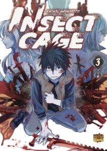 INSECT CAGE 3 di 6 - Kachou Hashimoto MANGA GIAPPONESE