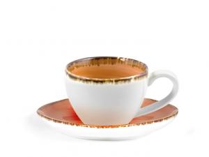 Tazza tè in porcellana mediterranea 150cc