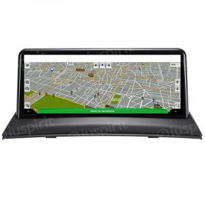 ANDROID 10 navigatore per BMW X3 E83 2004-2009 Senza il monitor della fabbrica 10.25 pollici WI-FI GPS 4G LTE Bluetooth MirrorLink 4GB RAM 64GB ROM