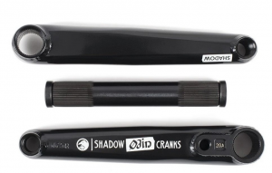 The Shadow Conspiracy Odin Cranks | Colore Black