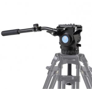 Treppiede video in Fibra di carbonio BCT-2203 + Testa BCH-10
