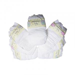 Pannolini ecologici biodegradabili usa e getta 2-6 kg Beaming Baby TAGLIA 1