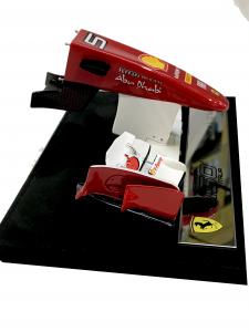 Ferrari 150 Italia Nosecone Fernando Alonso 2011 1/12