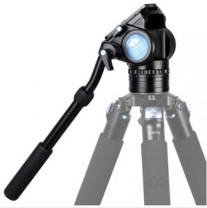 Monopiede in Alluminio P-204SR per Foto e Video + Testa VH-10